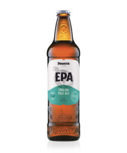 EPA ENGLISH PALE ALE 5% VOL – PRIMATOR