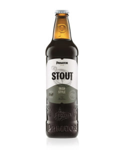 STOUT IRISH STOUT 4,7% VOL – PRIMATOR