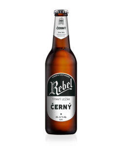 REBEL ČERNÝ 4,7% VOL – REBEL