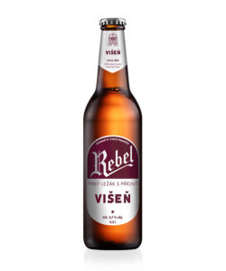REBEL VIŠEŇ  4,7% VOL obj. – REBEL